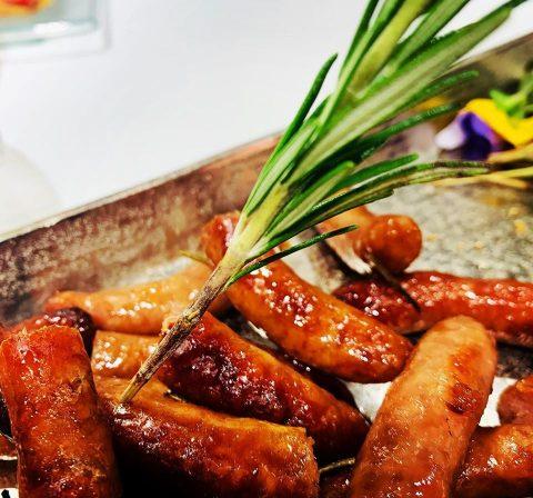 Sausages Canape