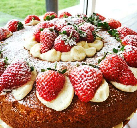 Gorgeous Chocolate Cake