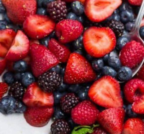 Gorgeous Berries