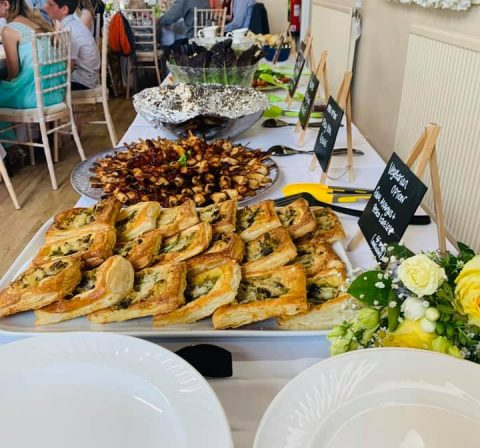 Business Buffet Lunch