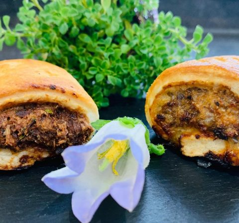 Traditional & Vegan Sausage Rolls