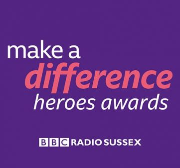 BBC 'Make a Difference Hero' Awards