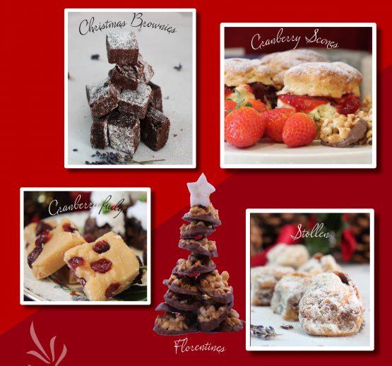 Selection of Christmas Treats