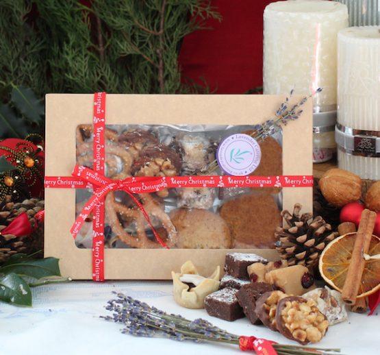 Individual Christmas Treat Boxes