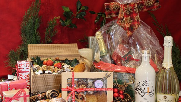 Oh the Joy of Christmas Hampers