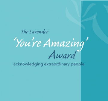 You're Amazing Award
